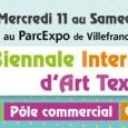 Biennale Internationale d'Art Textile - (...)