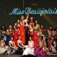 Podium Miss Beaujolais 2015