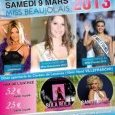 Miss Beaujolais 2013 - 9 mars 2013